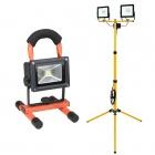 LED reflektory - pracovní