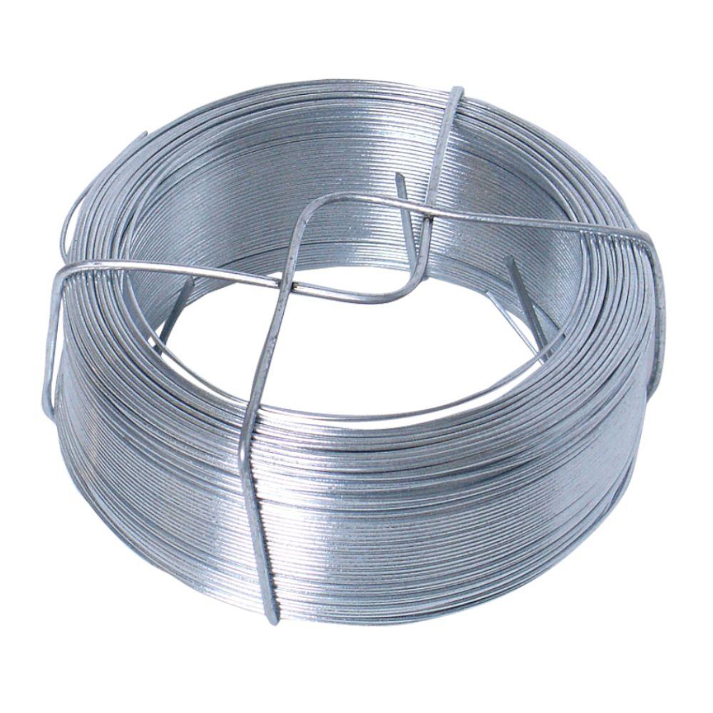 Drát ocelový, pr. 1,0mm, 100m, PZ