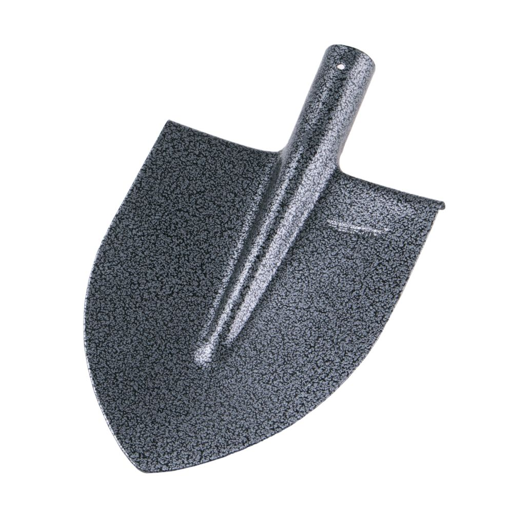 Rýč špičatý, ocel
