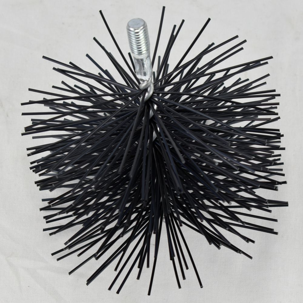 Kartáč pro nerezové komíny, pr. 200mm, POLYAMID