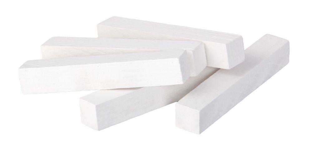 Křída bílá, 10 x 10 x 100mm, balení 12ks