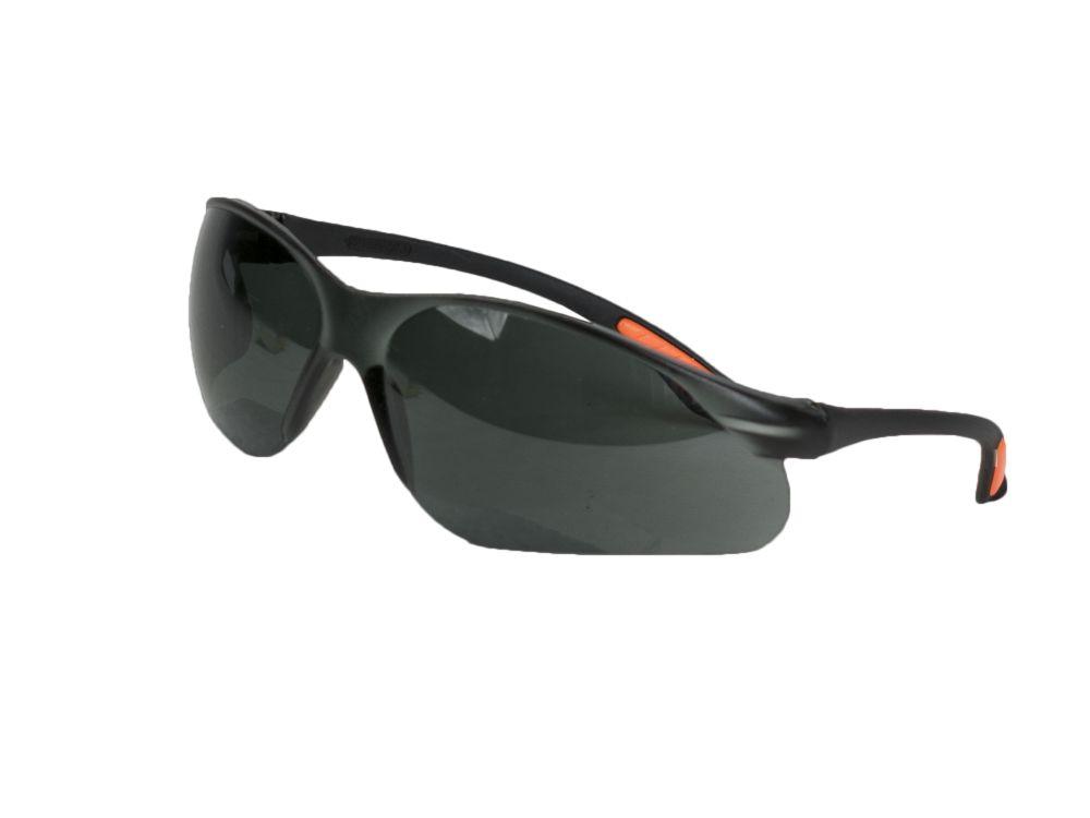 Brýle ochranné, tmavé, univerzální velikost