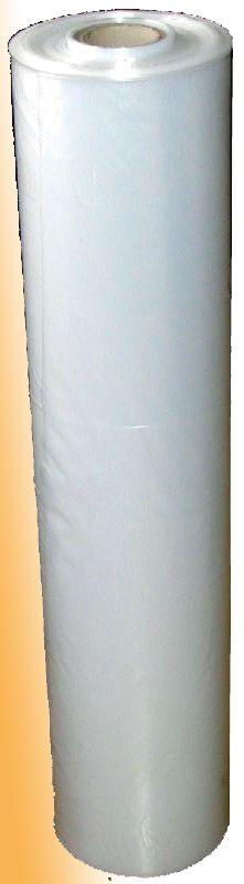 Folie rukáv (hadice) v roli 100cm x 0.09mm, čirá