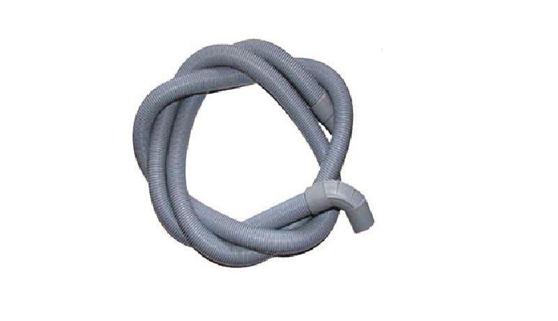 Hadice pračková odpadní s kolínkem, 200cm, VALMON