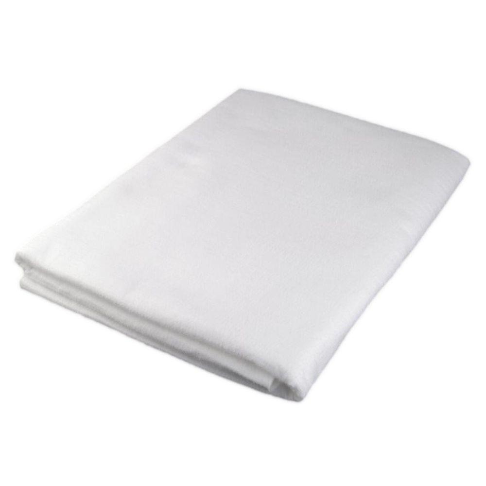 Netkaná textilie zakrývací, 1,6 x 10m, 17g/m2, bílá