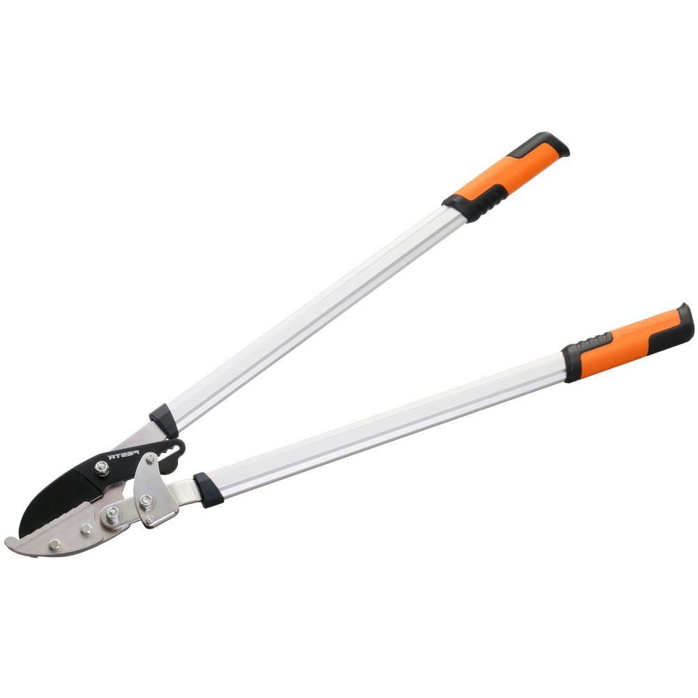 Nůžky zahradní obouruční, s rohatkou, 75cm, AL rukojeť, FESTA