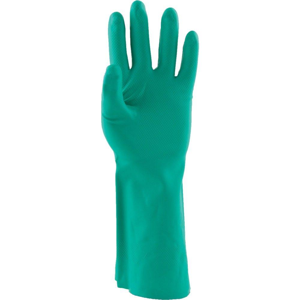 """Pracovní rukavice gumové SEMPERPLUS, velikost 10"""", SEMPERGUARD"""
