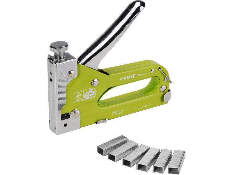 Sponkovačka ruční kovová, 4-14mm, EXTOL CRAFT