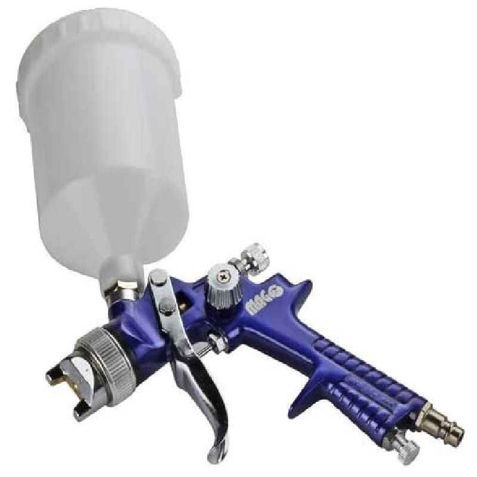 Stříkací pistole, HVLP, 1,4mm, horní nádoba 600ml, WJ0081A1, MAGG