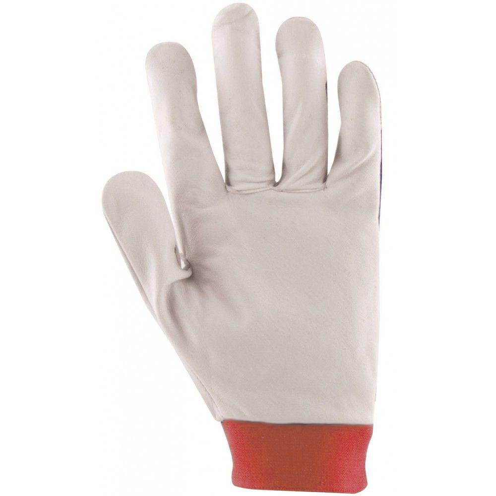 """Pracovní rukavice kožené HOBBY, velikost 11"""", ARDON"""