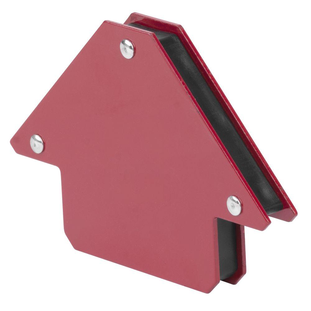 Magnet úhlový, 8,5 x 8,5cm, 10kg, QJ6001, STREND PRO