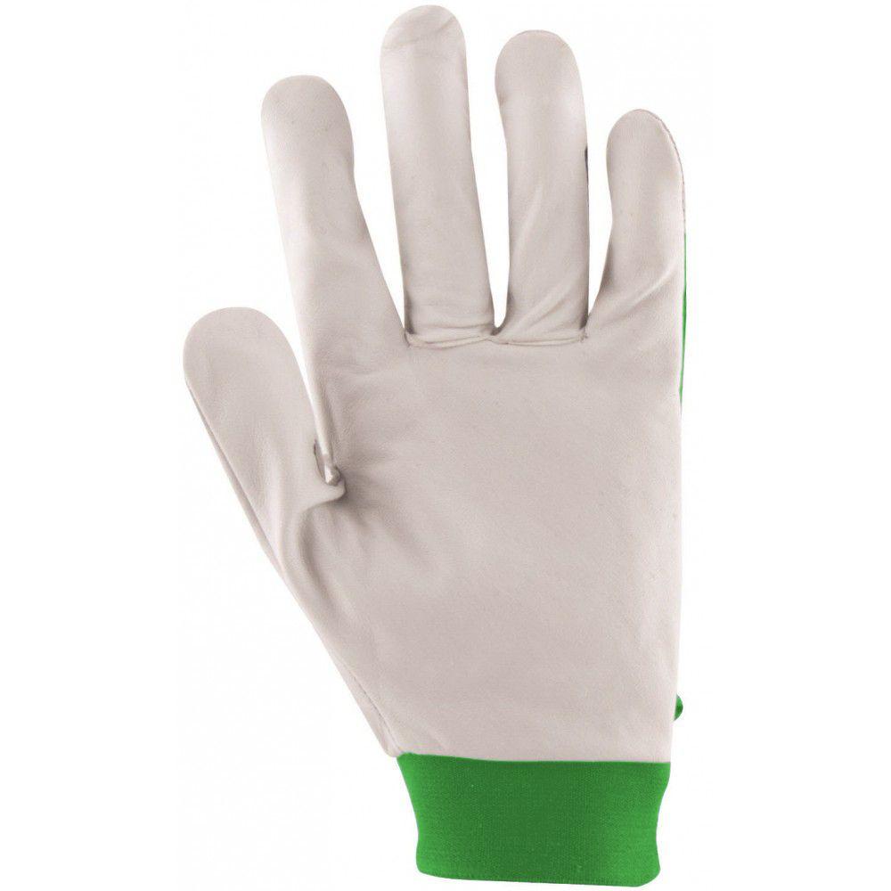 """Pracovní rukavice kožené HOBBY, velikost 8"""", ARDON"""