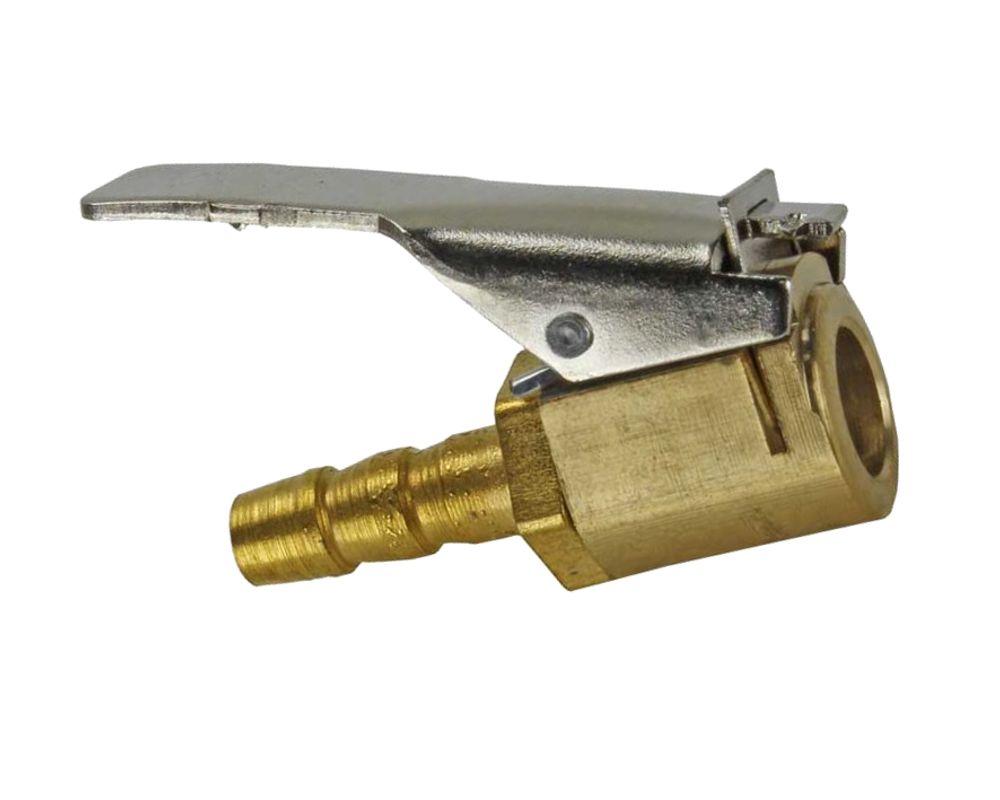 Náhradní koncovka na hadičku k plniči pneumatik, průměr 6mm