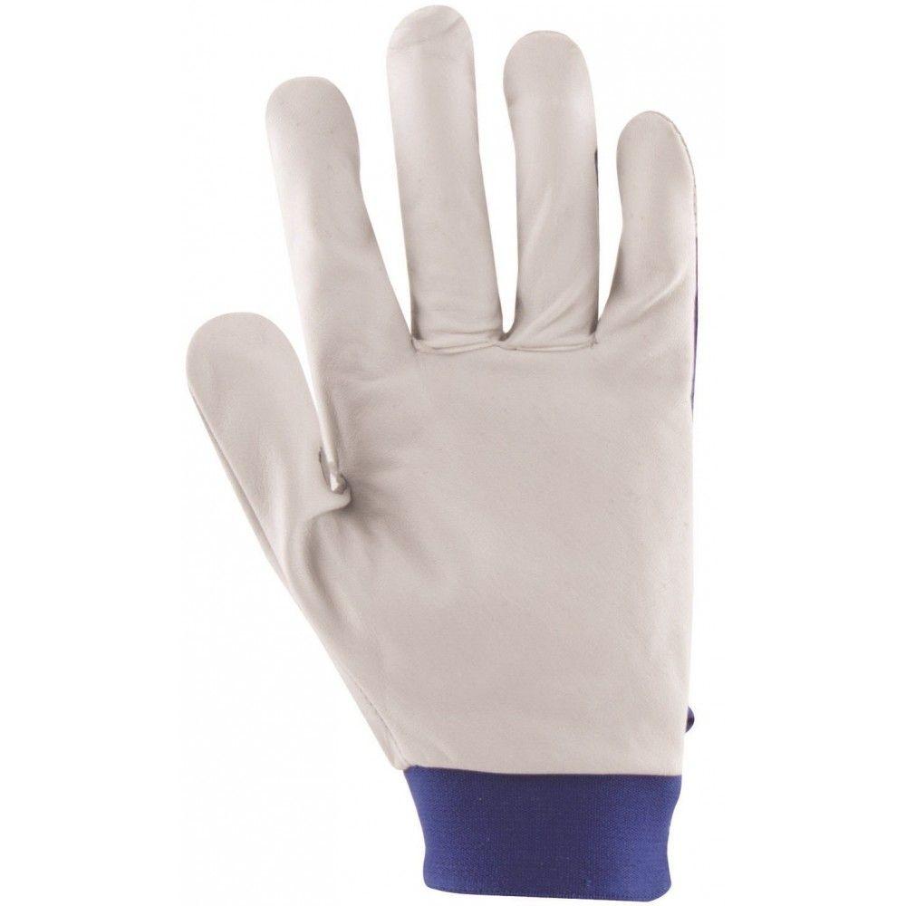 """Pracovní rukavice kožené HOBBY, velikost 10"""", ARDON"""