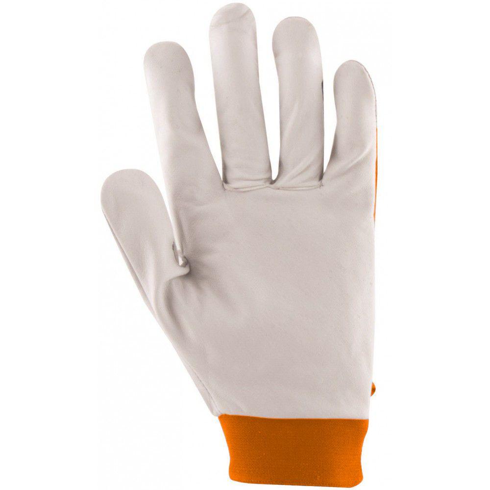 """Pracovní rukavice kožené HOBBY, velikost 9"""", ARDON"""