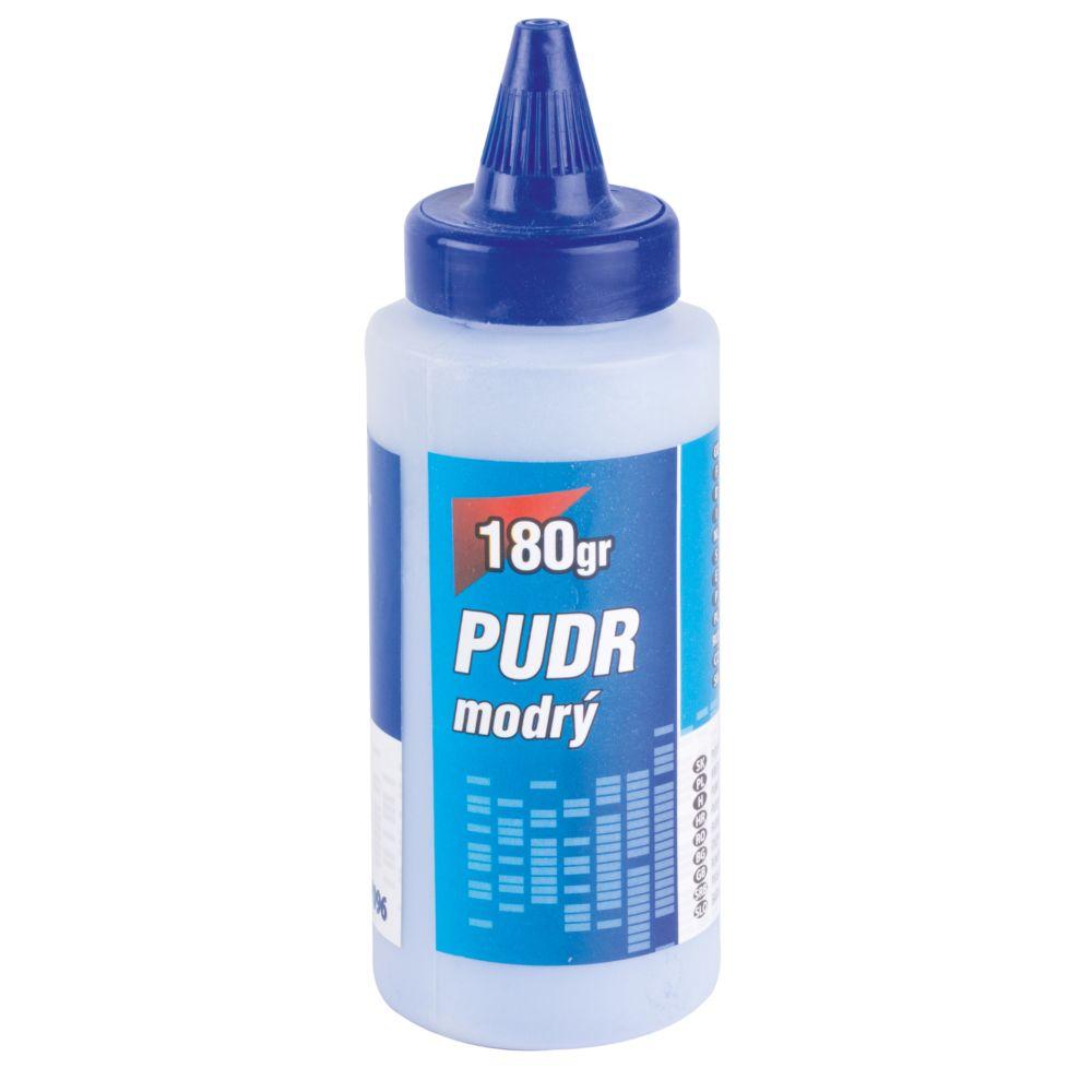 Pudr do navíječů 180g, modrý