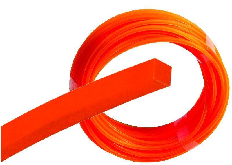 Struna do sekačky, 2,4mm, délka 15m, profil čtverec