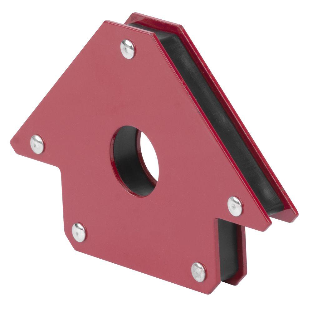 Magnet úhlový, 11 x 11cm, 20kg, QJ6002, STREND PRO