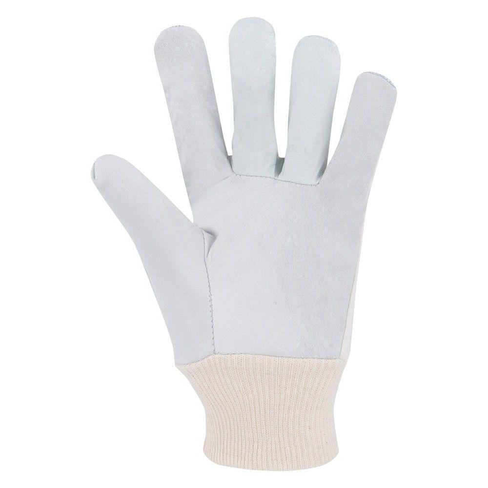 """Pracovní rukavice kožené MECHANIK, velikost 8"""", ARDON"""