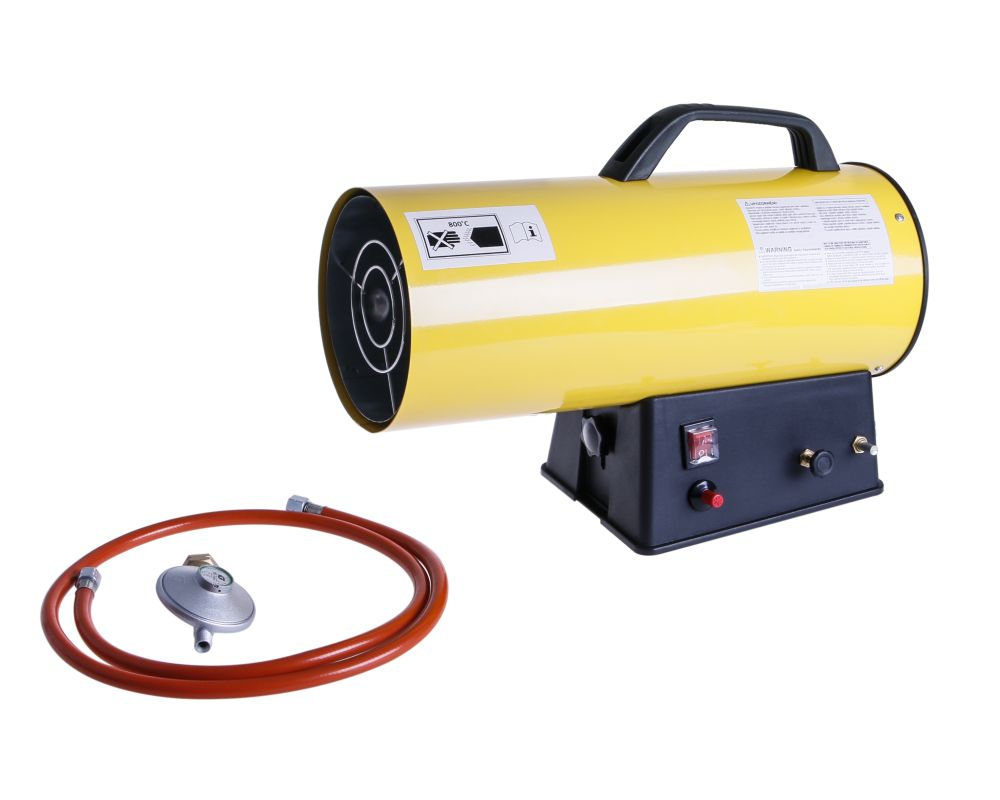 Plynové topidlo ZSG 151, výkon 15kW