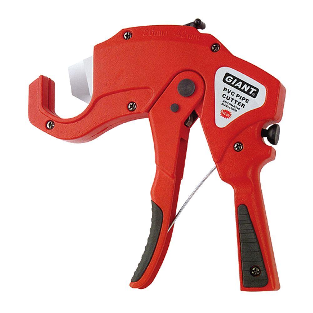Nůžky na PVC potrubí, do 42mm, PC-205, GIANT