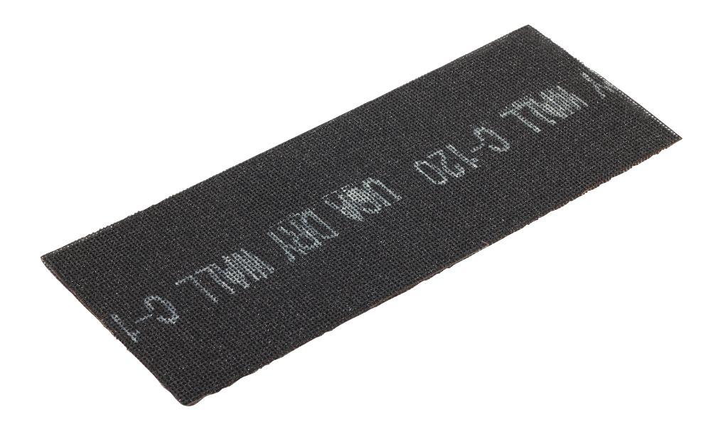 Brusná mřížka na broušení sádrokartonu 290 x 93mm / P120, sada 3ks