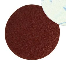 Papír brusný výsek, 125mm, P150, suchý zip, KONNER