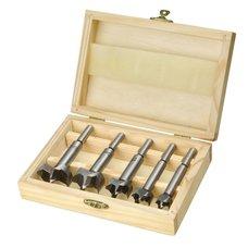 Sukovníky do dřeva, sada 5ks, průměr 15 - 35mm, EXTOL CRAFT