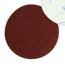 Papírový brusný výsek, 125mm, P 60, suchý zip, KONNER
