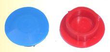 Krytka na rukojeť barevná