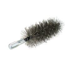 Komínový kartáč hranatý, ocelový drát, rozměr  40 x 40mm