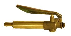 Dal Degan ventil spouštěcí pro tlakové a zádové postřikovače, mosazný