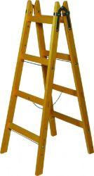 Štafle dřevěné  8 příček