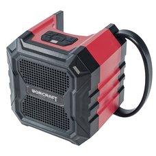 AKU reproduktor, CBTS-S20Li, 20V, Bluetooth, AUX, USB, bez baterie, WORCRAFT
