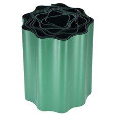 Trávniková obruba - plastový lem, 20cm x 9m, zelený