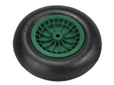 Kolečko náhradní LIVEX, nafukovací, zelený disk