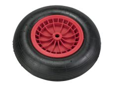 Kolečko náhradní LIVEX, nafukovací, červený disk