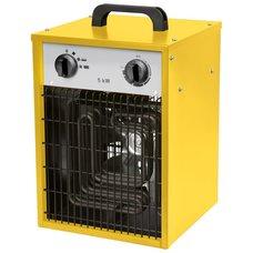 Topidlo elektrické,  5kW, 400V, 774m3/hod, IFH02-50H, STREND PRO