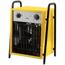 Topidlo elektrické,  9kW, 400V, 1198m3/hod, IFH03-90-G, STREND PRO