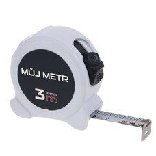 """Metr svinovací, 3m x 16mm,   """"MUJ METR"""""""