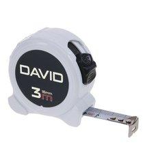 """Metr svinovací, 3m x 16mm,   """"DAVID"""""""