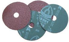 Disk vulkanfíbrový 150mm /P60, CS561, KLINGSPOR