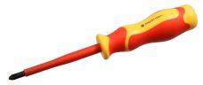 Šroubovák elektro křížový, PZ 0, délka 60mm, VDE 1000V, FESTA