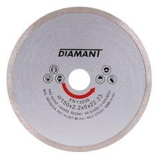 Diamantový kotouč plný 150mm, DIAMANT