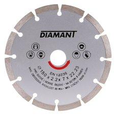 Diamantový kotouč, segmentový, 150mm, 22,2mm, DIAMANT