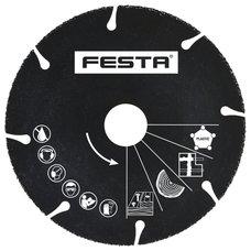 Kotouč karbidový, univerzální, 230 x 22,2mm, FESTA