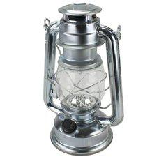 Petrolejka LED, stříbrná, 15 LED, 15-60lm, 23,5cm, ML3525, MagicHome