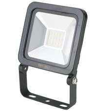 LED reflektor, SMD,  10W, 800lm, 230V, černý, STREND PRO