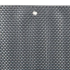 Zástěna Polyratanová, 90cm x 3m, 800g/m2, antracit, STREND PRO