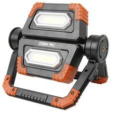 Svítilna LED,  8W COB, 650lm, nabíjecí, MWL750, STREND PRO